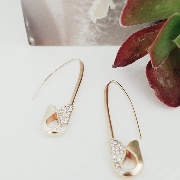 Jewelry - Safty Pin Earrings